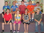 2014 Westside Elementary School Awards