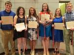 2016 HCHS Senior Awards