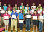 HCMS 6th Grade Awards