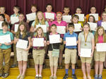 2014 HCMS 6th Grade Awards