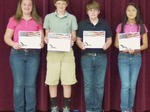 HCMS 7th Grade Awards