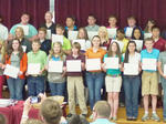HCMS 8th Grade Awards