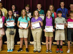 2014 HCMS 8th Grade Awards