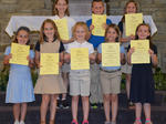 2015 St. Edward School Awards