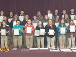 2017 HCMS 7th Grade Awards