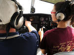 Young Eagles take to the sky from the Cynthiana/Harrison County Airport