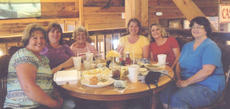 """<div class=""""source""""></div><div class=""""image-desc"""">Members of the Harrison County Middle School cafeteria enjoyed a summer trip to Pigeon Forge and Gatlinburg, Tenn. Those attending were, from left: Denise Brown, Angie Walters, Faye Copes, Cindy Hardin, Mary Ishmael and Rita Lainhart.</div><div class=""""buy-pic""""></div>"""