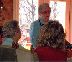 """<div class=""""source""""></div><div class=""""image-desc"""">The Cynthiana Chapter Daughters of the American Revolution met on Dec. 10 at the home of Karrol Penney. The speaker was Charlene Wilson. She has researched one-room school houses in Harrison County and told a story on a few of those school houses. There were over 100 one-room school houses open at different times in the county.</div><div class=""""buy-pic""""></div>"""