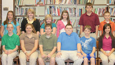 """<div class=""""source"""">Ben Hyatt</div><div class=""""image-desc"""">Pitured in front is Austin Whitaker, Kendra Courtney, Joseph Banfield, Isaac Yearsley, Ben Bradford and Jessica Petty. Back row is Alexis Lanza, Havanna Gollihue, Carolina Elliot, Ruthanna Sparkman, Oakie Barnes and Devon Murry. Absent was Alexandra Tumey and Booklyn Jackson.</div><div class=""""buy-pic""""><a href=""""http://web2.lcni5.com/cgi-bin/c2newbuyphoto.cgi?pub=081&orig=Reading%2BCounts%2B1.jpg"""" target=""""_new"""">Buy this photo</a></div>"""