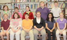 """<div class=""""source"""">Ben Hyatt</div><div class=""""image-desc"""">Pictured in front is Ben Bowen, Madelyne Brandenburg, Sean Schwachter, Raychel Morrison, Andrea Hernandez and Carly Johnson. Back row is Shellie Jeffers, Kevin Barnett, Haylie Pelkey, Austin Hill and Will Marsh. Absent from the photo is Reagan Gorman, Hunter Griffith, Aric Grose and Jake Jones.</div><div class=""""buy-pic""""><a href=""""http://web2.lcni5.com/cgi-bin/c2newbuyphoto.cgi?pub=081&orig=Reading%2BCounts%2B2.jpg"""" target=""""_new"""">Buy this photo</a></div>"""
