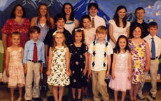 """<div class=""""source""""></div><div class=""""image-desc"""">The music students of Martha Reno presented their spring recital on June 5 at Covenant Presbyterian Church. Participants were: front row, from left, Gracie Lawrence, Ryan Lawrence, Liza Jane Gossett, Angel Warner, Will Wyatt, Kayleigh Cain, Emma McGee, Zachary Getting; second row, Jeremiah Cornelius, Ally Lawrence; third row, Whitney Mathes, Abby Besson, Jenna Nunnelly, Jacob Sanders, Isabella Reel, Alex Reel. Absent was Patrick Craycraft.</div><div class=""""buy-pic""""><a href=""""/photo_select/14494"""">Buy this photo</a></div>"""