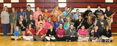 """<div class=""""source"""">Robin Smiley</div><div class=""""image-desc"""">Bluegrass Regional Honors Band. The following Harrison County Middle School Band students auditioned and were selected for the Bluegrass Regional Honors Band held at the Bourbon County High School on Saturday, Jan. 21: Front row, from left, Allen Crump, Isabel Sims, Blade Masterson, Rachel Rion, Alura Schaum, Madison Ward, Callie McLoney, Jacob Vascotto, Kenneth Dunn; second row, Zach Lutes, Ravyn Price, Sarah Dunaway, Meagan Griffieth, Bailey Thompson, Liza Gossett, Abbi Maryea, Emma Hedger, Landon Whitaker; back row, Director Julie Lucky, Ronan McCauley, Zander Gillispie, Jerred Roberts, Katie Coghill, Ryan Anness, Jason Gant, Marshall Canupp, Ava Craig, Lukas Etienne, Patrick Marshall, Trystan Thompson. Absent was Jeremiah Peveler.</div><div class=""""buy-pic""""><a href=""""/photo_select/39060"""">Buy this photo</a></div>"""