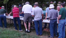 "<div class=""source""></div><div class=""image-desc"">Participants filled their plates with food prepared by the Harrison County Beef Cattle Association at the Farm Field Day held at David and Nancy May's farm in Leesburg. There were over 115 in attendance.</div><div class=""buy-pic""></div>"