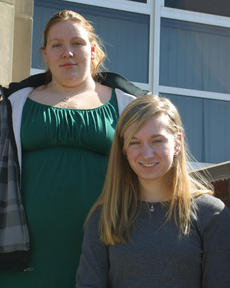 """<div class=""""source"""">Robin Smiley</div><div class=""""image-desc"""">february. Harrison County High School students of the month for February are: from left, Autumn Riesenberg, senior, daughter of Sandra Leopold; and Bailey Caudill, sophomore, daughter of Frank and Amanda Caudill. Sponsor is Dr. and Mrs. George Frazier.</div><div class=""""buy-pic""""><a href=""""/photo_select/13165"""">Buy this photo</a></div>"""