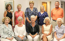 "<div class=""source""></div><div class=""image-desc"">The Harrison County Board of Education hosted a reception for retiring teachers and staff  on Tuesday, Aug. 2. Those honored were: front row, from left, Leslie Anne Wilson, Susan Feix, Jerry Sims, Ragena Ford and Pauline Copes; standing are, Angie Carr, Donna Jacobs, Cindy Hill, Laura Gregg and Danny Feeback. Sandra Moberly also retired, but was unable to attend the reception. Retirees received a rocking chair, a framed Kentucky Colonel commendation and a sketch of their respective school.</div><div class=""buy-pic""><a href=""http://web2.lcni5.com/cgi-bin/c2newbuyphoto.cgi?pub=081&orig=retired.teachers_1883.jpg"" target=""_new"">Buy this photo</a></div>"