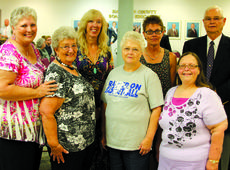 "<div class=""source"">Josh Shepherd</div><div class=""image-desc"">200 years of experience — Harrison County Schools honored 11 people who officially announced their retirement. Front row: Connie Reffett, Faye Copes, Brenda Tolson, Sherry Gann. Back row: Amanda Caudill, Debbie Biddle, and Lloyd Ogden. (Not pictured: Donna Clifford, Juanita Spencer, Paul Stark, and David Woods.)</div><div class=""buy-pic""><a href=""/photo_select/28644"">Buy this photo</a></div>"