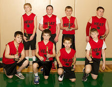 "<div class=""source""></div><div class=""image-desc"">The Heat fifth and sixth grade basketball team took runners up in the recreation department championship tournament last week at City Hall. The 2013 team was, front row, from left, Will Tucker, John Schreiber, Shawn Dahmer, Eli Marsh; back row, Dylan Baisden, Anthony Vascotto, Austin Wilson, Elijah Dahmer. The team's coaches were Stephen and Shayne Dahmer.</div><div class=""buy-pic""></div>"
