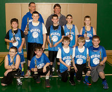 "<div class=""source""></div><div class=""image-desc"">The Wildcats fifth and sixth grade basketball team won the recreation department championship tournament last week at City Hall. The 2013 team was, front row, from left, Hunter Platt, Will Beamon, Daniel Bartels, Braxton Bramel, Jacob Furnish; second row, Garrett Traylor, Connor Marshall, Kyle Barnes, Clay Furnish, Corey Wagoner; back row, coaches Dan Furnish and Nick Coleman.</div><div class=""buy-pic""></div>"