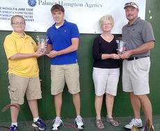 "<div class=""source""></div><div class=""image-desc"">Russell Letcher, left, and Judy Letcher presents the Jungle Cup to Jake Jenkins, second from left, and Jason Works, winners of 'The Jungle' golf tournament.</div><div class=""buy-pic""></div>"
