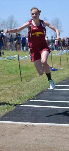 """<div class=""""source""""></div><div class=""""image-desc"""">Kassidy Cook competed in the long jumping.</div><div class=""""buy-pic""""></div>"""