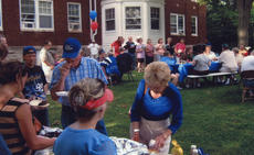"""<div class=""""source""""></div><div class=""""image-desc"""">Shady Lawn Home recently held a picnic on the grounds for residents, staff, family and friends. Tom McKee and wife Sue attended the days event. Lots of food, music and fun was enjoyed by all attending.</div><div class=""""buy-pic""""></div>"""