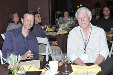 """<div class=""""source""""></div><div class=""""image-desc"""">Bob Johnson, left, and Bud Blanton, right, attended the 4th Annual LVC Writers Conference as presenters.</div><div class=""""buy-pic""""></div>"""