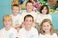 "<div class=""source""></div><div class=""image-desc"">EASTSIDE PRIMARY. Eastside Elementary's Primary participants in the Battle of the Books were: front row, from left, Kara Hines, Mason Hedges, Lainey Vaughn; back row, Caden Maners, Ben Lemmings, Madalynn Jones.</div><div class=""buy-pic""><a href=""/photo_select/17989"">Buy this photo</a></div>"