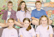 "<div class=""source""></div><div class=""image-desc"">WESTSIDE INTERMEDIATE. Westside Elementary's Intermediate participants in the Battle of the Books were: front row, from left, Erin Thomas, Lisa Morris, Katie Stonich; back row, Dylan Etienne, Jordan Jenkins, Colton Sosbe.</div><div class=""buy-pic""><a href=""/photo_select/18003"">Buy this photo</a></div>"