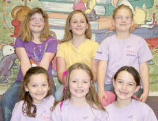 "<div class=""source""></div><div class=""image-desc"">WESTSIDE PRIMARY. Westside Elementary's Primary participants in the Battle of the Books were: front row, from left, Demi Lemons, Alura Schaum, Kaitlynn Furnish; back row, Katie Coghill, Alana Edwards, Jaelyn Terhune.</div><div class=""buy-pic""><a href=""/photo_select/18004"">Buy this photo</a></div>"