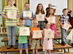 2015 Northside Elementary School Awards