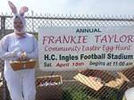 Frankie Taylor Memorial Community Easter Egg Hunt