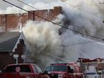 Fire claims downtown building