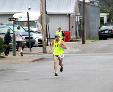A Taste of Harrison County enjoyed good weather and big crowds last Saturday. The Chamber-sponsored Born to Run 5K race kicked off the day's activities. Later the family-oriented Big Feet, Little Feet race was held. All around the Courthouse square were food and arts and crafts vendors